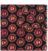 Paul Smith sun print scarf