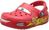 Crocs Cars Light-Up Clog Shoe