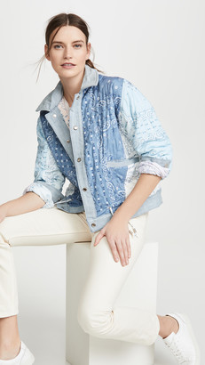 Blank Reversible Summer Breeze Jacket