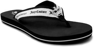Juicy Couture Skipper Women's Flip Flop Sandals