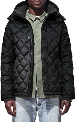 Canada Goose Hendriksen Quilted Down Jacket