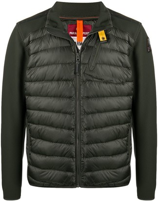 Parajumpers Zipped-Up Padded Jacket