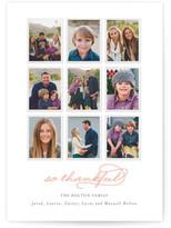 Minted Gratitude Attitude Thanksgiving Cards