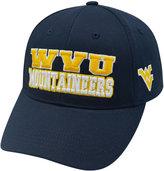 Top of the World West Virginia Mountaineers Adjustable Cap