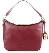 Lauren Ralph Lauren Bramfield Collection Callen Hobo Bag