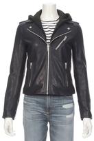 Doma Moto Jacket With Hood