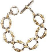 Konstantino Amphitrite Pearl Link Bracelet