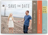 Minted Story Book Wedding Save The Date Minibooks