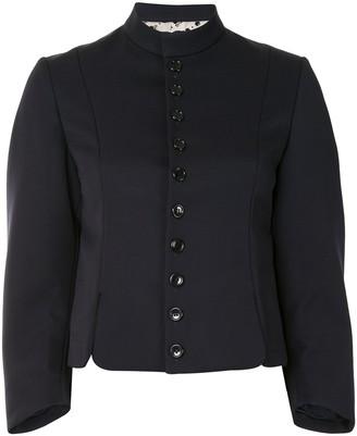 Comme Des Garçons Tricot Button-Up Jacket