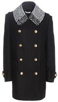 Altuzarra Charles wool-blend coat with embellished collar