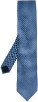 Lanvin geometric pattern tie - men - Silk - One Size