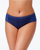 Becca ETC Plus Size Prairie Rose Hipster Bikini Bottoms