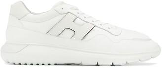 Hogan Tonal Low Top Sneakers