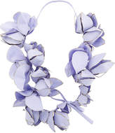 Marni oversized floral necklace