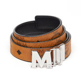 MCM Color Visetos Reversible Belt 1
