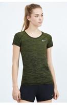 Nike Dri-FIT Knit Top Short Sleeve