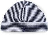Ralph Lauren Boys' Striped Hat