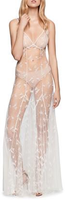 Kiki de Montparnasse Allover Lace Nightgown