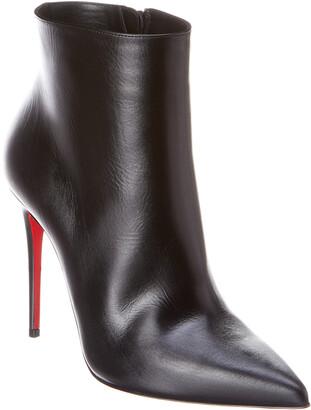 Christian Louboutin So Kate 100 Leather Bootie