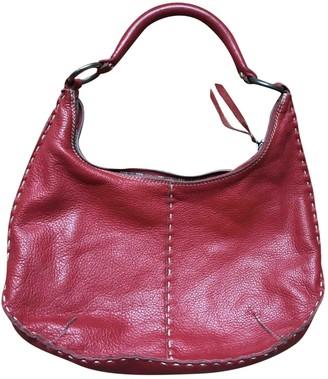 Maliparmi Red Leather Handbags