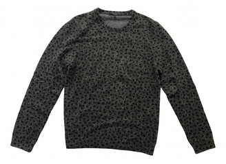 Gucci Anthracite Wool Knitwear & Sweatshirts