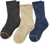 Gold Toe GoldToe 3-pk. Crew Socks- Boys