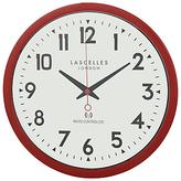 Roger Lascelles Lascelles Radio Controlled Wall Clock