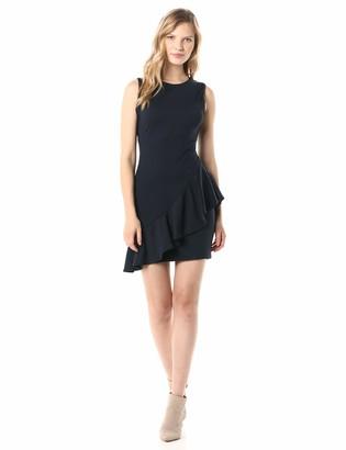 Susana Monaco Women's Sleeveless Hem Dress
