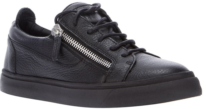 Giuseppe Zanotti Design zipped low-top sneaker