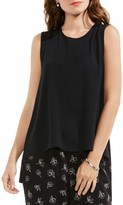 Vince Camuto Women's Back Tie Sleeveless Blouse