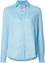 Frank And Eileen Eileen shirt - women - Linen/Flax - XS