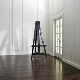 Crate & Barrel Large Wood Easel