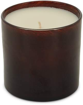 Lafco Inc. Saddle Leather Rock Rose, Leather & Baltic Amber Fragranced Candle