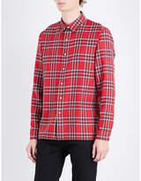Sandro London Checked Regular-fit Shirt