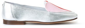 Cosmo Paris Vamour Fancy Leather Moccasins