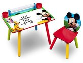 Disney Mickey Mouse Art Desk with Paper Roll