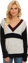 Townsen Women's Royal L/S Sweater Black Sweater