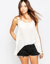 Free People Washed Away Tank