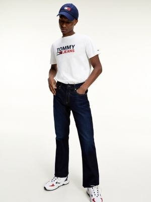 Tommy Hilfiger Ryan Stretch Bootcut Fit Faded Jeans