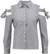 Even&Odd Shirt white/black