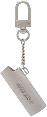 Ambush Logo Lighter Case Keychain