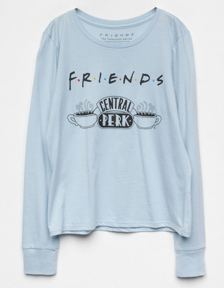 HOLD THIS Central Perk Friends Girls Tee