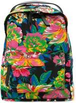MSGM floral printed backpack