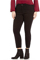 NYDJ Plus Alina Ankle Luxury Touch Jean