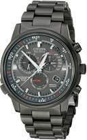 Citizen Men's AT4117-56H Nighthawk A-T Analog Display Japanese Quartz Grey Watch