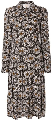 La DoubleJ Girasoli shirt dress