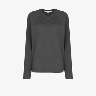 Stella McCartney V-neck wool sweater
