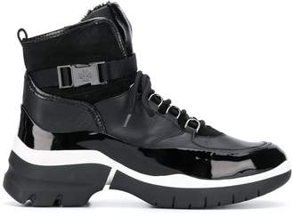 Högl Buckled Strap Ankle Boots