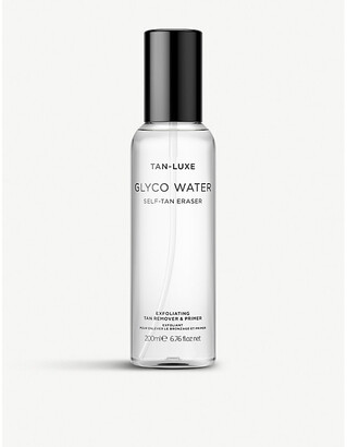 Tan Luxe Glyco Water Exfoliating Tan Remover, Cleanser & Primer 200ml