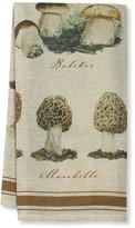 Williams-Sonoma Botanical Mushroom Towels, Set of 2